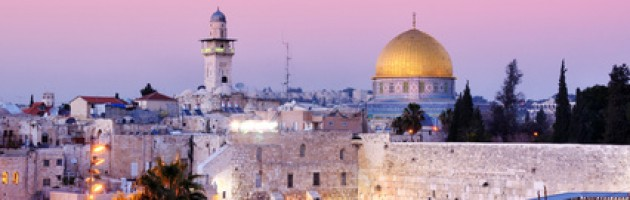 Jews in Jerusalem, Israel