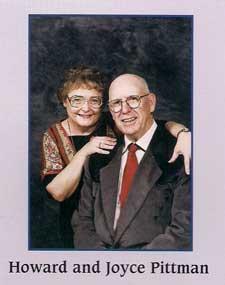 Howard & Joyce Pittman
